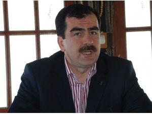 """AK Parti'li Erdem; """"Aydın'ın Kanser Örüntüsü Ülke Genelinden Farklı Değil"""""""