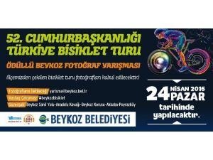 Cumhurbaşkanlığı Bisiklet Turu Beykoz Fotoğraf Yarışması Başlıyor