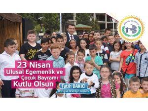 Başkan Bakıcı'nın 23 Nisan Ulusal Egemenlik Ve Çocuk Bayramı Mesajı