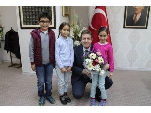 AK Parti Denizli İl Başkanı Filiz'den 23 Nisan Mesajı