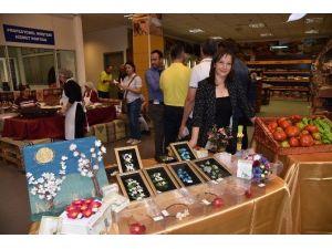 Alanya Belediyesi Horeca Yöresel Ürünler Festivali'nde