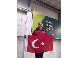 Cimnastikçi Tutya Yılmaz, 2016 Rio'da ülkemizi temsil edecek