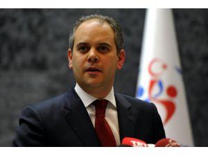 Türkiye 2016 Rio'ya hızla hazırlanıyor