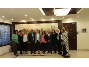 Türkiye Sanayicileri Ürdün Haşimi Krallığı Sanayicileri İle İşbirliği Yaptı