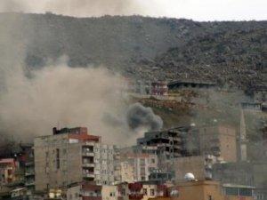 Teröristler 112 Komuta Merkezi'ne patlayıcı yerleştirdi