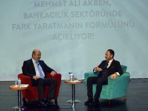 """BDDK Başkanı Akben: """"Önde Olmanın Yolu Farklı Olmaktan Geçiyor"""""""