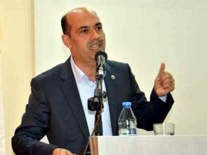 """Eğitim Bir Sen Başkanı Aksoy; """"Geleceğe İlk Meclisin Ruhuyla Yürümeliyiz"""""""