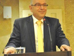 AK Parti İl Başkanı Özden'den '23 Nisan' Mesajı