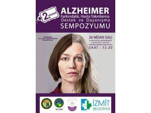 İzmit'te Alzheimer Sempozyumu Düzenlenecek