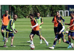 Fenerbahçe'de, Trabzonspor maçı hazırlıkları sürüyor