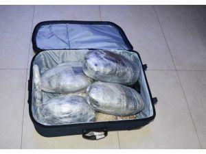 Mardin'de Uyuşturucu Operasyonunda 4 Tutuklama
