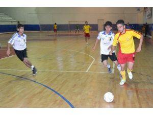 Futsal Ligi Final Maçları Malatya'da Oynanacak