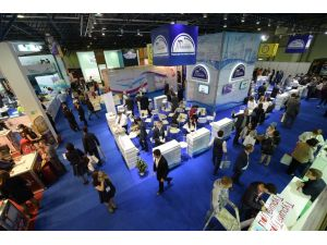 Orta Asya'nın en büyük Turizm Fuarı Almatı'da yapıldı