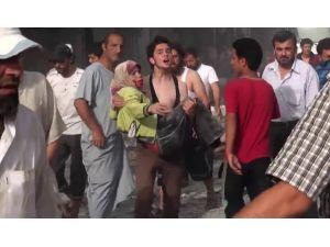Suriye'de Esed ve Rus bombardımanında 18 ayda 10 binden fazla sivil öldü
