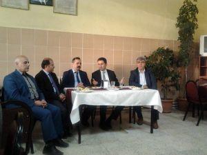 """Başkan Eroğlu """"Şehrin Değerlerini"""" Öğrencilere Anlattı"""