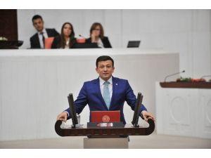 Milletvekili Hamza Dağ'dan O Odaya Sert Tepki