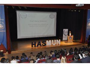 Simule Birleşmiş Milletler 'Hasmun 2016' Başladı