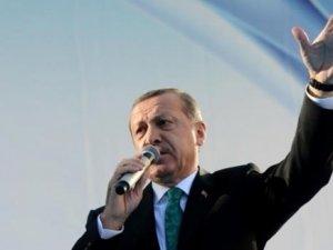 Cumhurbaşkanı Erdoğan Antalya'da konuşuyor