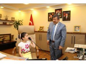 Darıca Belediyesi'nin Yönetimi Çocuklara Emanet