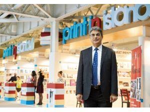 """""""Print In Istanbul, Londra Kitap Fuarı'nda Güçlü Bir Başlangıç Yaptı"""""""