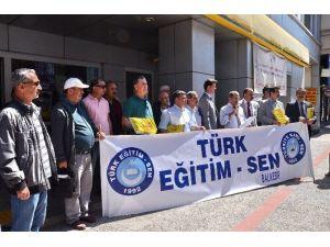 Türk Eğitim-sen'den Başbakanlığa Dilekçe
