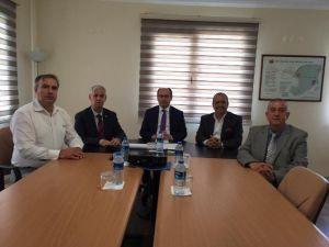 Söke OSB'de Yeni Yönetim Kurulu Belirlendi