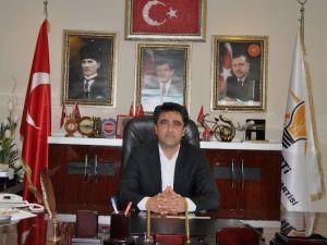 Mersin AK Parti'de Yönetim Çalışmaları Sürüyor