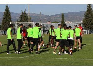 Akhisar Belediyespor, Beşiktaş Maçı Hazırlıklarını Tamamladı