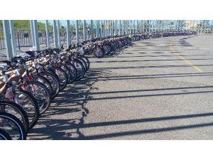 23 Nisan'da 710 Öğrenciye Bisiklet Dağıtılacak