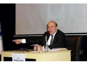 """AK Partili Burhan Kuzu: """"Diktatörlüğe En Müsait Sistem Parlamenter Modeldir"""""""