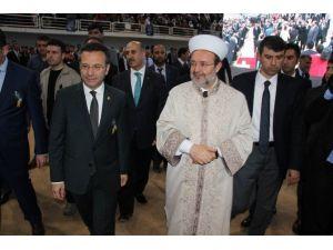 Diyanet İşleri Başkanı Görmez, Diyarbakır'da Kutlu Doğum Etkinliğine Katıldı