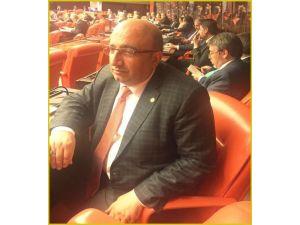 AK Parti Elazığ Milletvekili Ejder Açıkkapı: