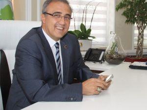 Başkan Karaçoban'dan 23 Nisan Mesajı