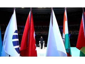 Expo 2016 Antalya, törenle kapılarını açtı
