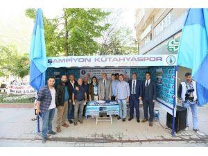 Başkan Kamil Saraçoğlu: Şimdi Kütahyaspor'a Destek Zamanı
