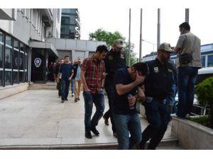 Bursa'daki Fetö/pdy Zanlıları Hakim Karşısında