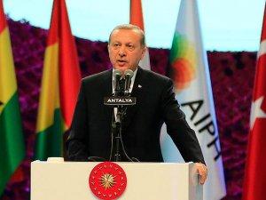 Cumhurbaşkanı Erdoğan: EXPO 2016'yı milli bir proje olarak gördük
