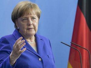 Almanya Başbakanı Merkel: Türkiye-AB Anlaşması kesinlikle doğru