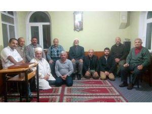 Kur'an Bülbülleri Kelebek Camii'nde Toplandı