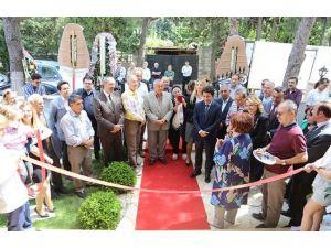 Urla'da Yaşlı Bakım Merkezi Açıldı