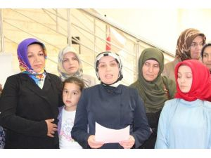 AK Parti Bilecik İl Kadın Kollarından Azerbaycan'a Destek Çağrısı