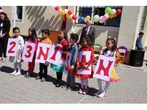 Varto'da 23 Nisan Kutlamaları