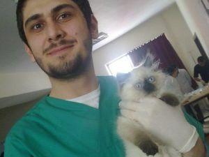 Genç Veterinerlik Öğrencisi Trafik Kazasında Hayatını Kaybetti