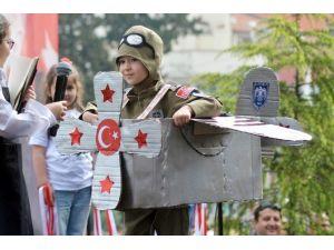 23 Nisan'a Türk Kadınları Canlandırması Damga Vurdu
