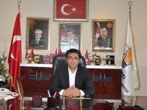 AK Parti İl Başkanı Ercik 23 Nisan'ı Kutladı