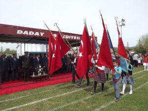 Daday'da 23 Nisan Çoşkusu