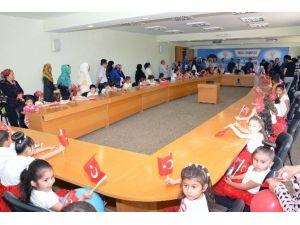 AK Parti'de 23 Nisan Coşkusu