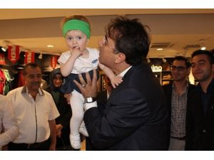 """Aydemir: """"Milli İrade Yegane Gücümüzdür"""""""