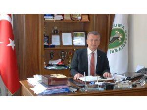 Başkan Kantarcı'dan 23 Nisan Mesajı