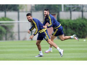 Fenerbahçe, Trabzonspor maçının hazırlıklarını tamamladı